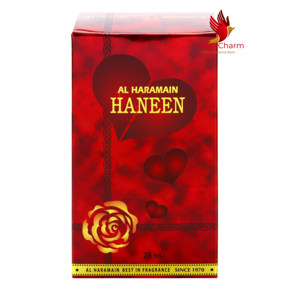 Al Haramain Haneen Attar - 25 ml