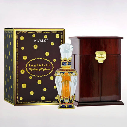 Al Haramain Khaltat Al Maha Attar - 24 ml