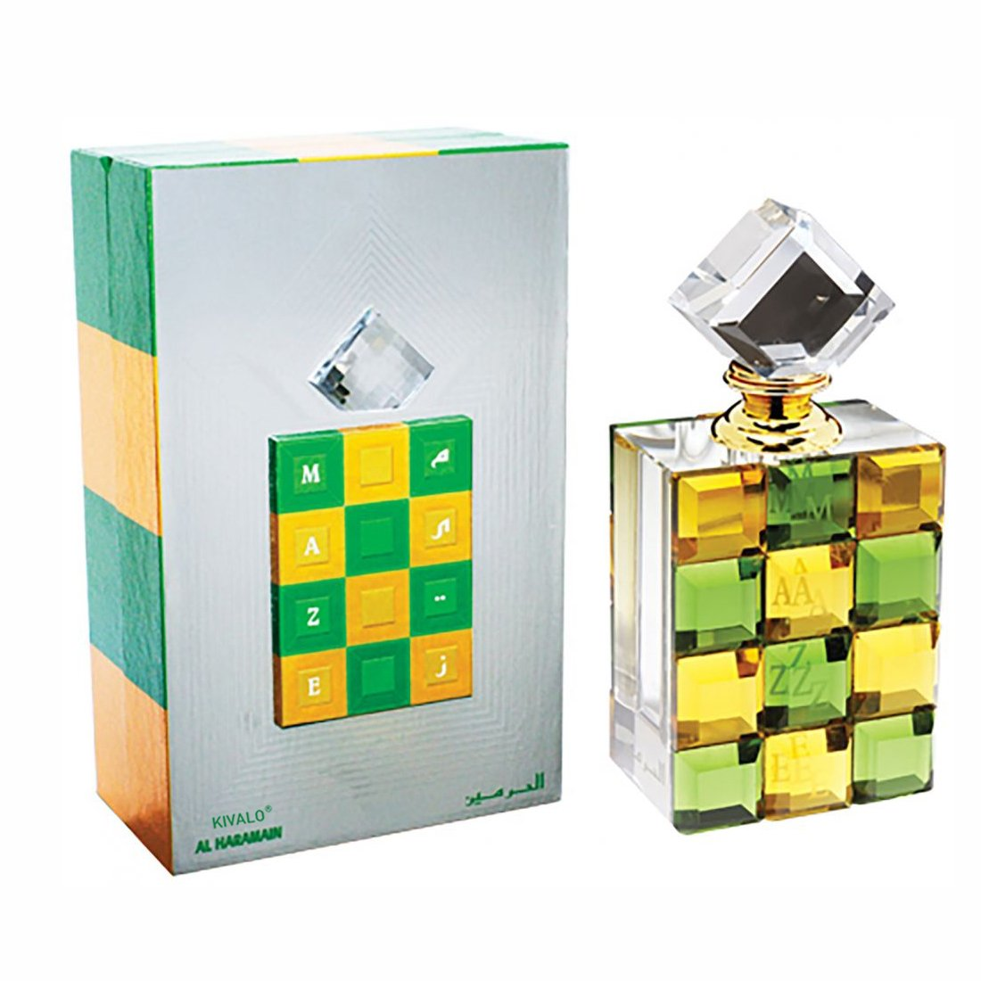 Al Haramain Maze Attar 12 ml