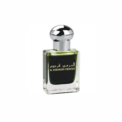 Al Haramain Firdous Fragrance Pure Original Roll on Perfume Oil (Attar) - 15 ml