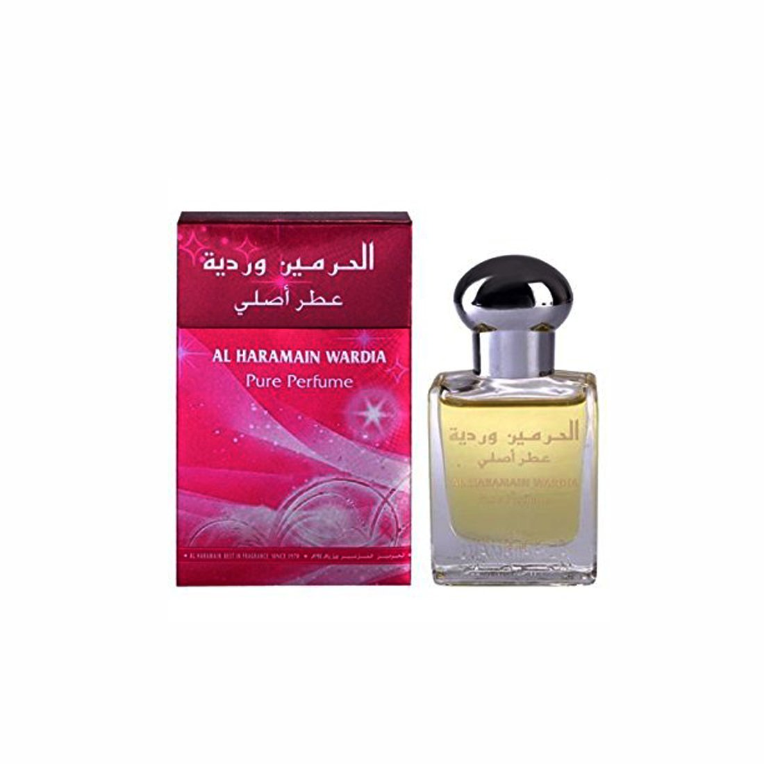 Al Haramain Wardia Roll On Attar - 15 ml