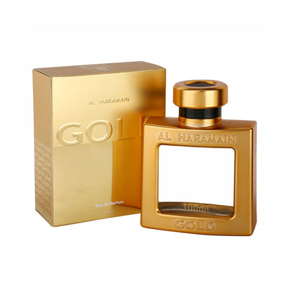 Al Haramain Gold Spray - 100 ml