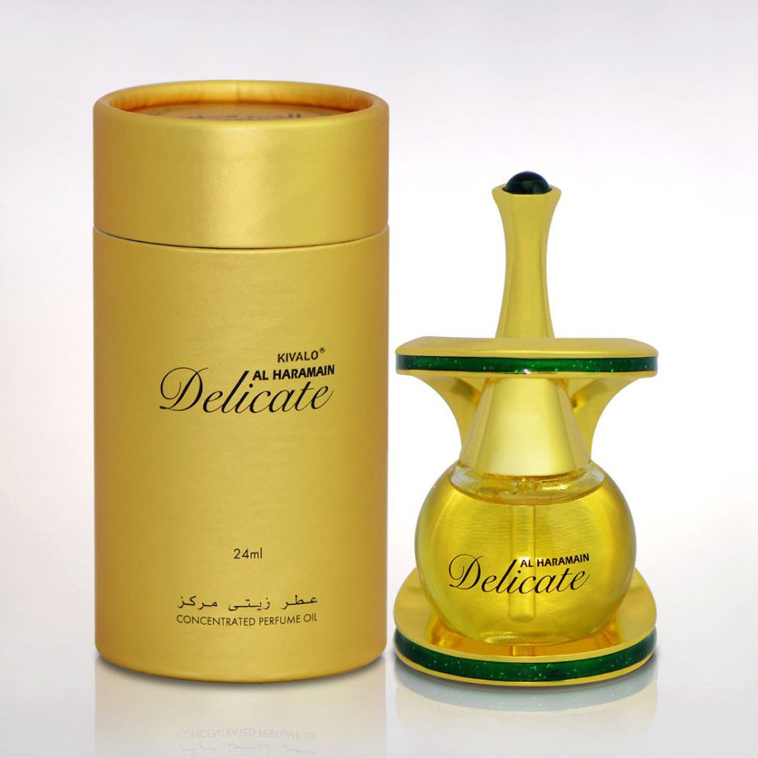 Al Haramain Delicate Attar - 24 ml