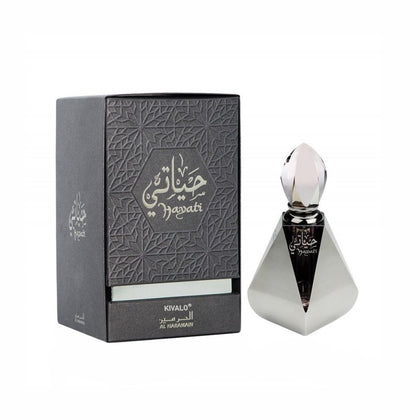 Al Haramain Hayati Attar - 12 ml