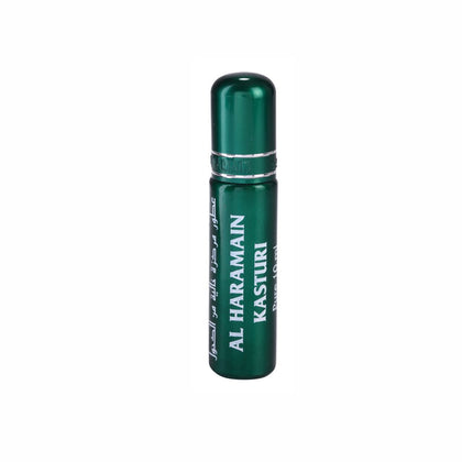 Al Haramain Kasturi Pure Original Fragrance Roll On Attar - 10 ml