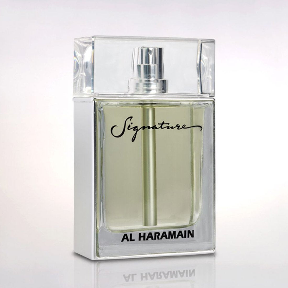 Al Haramain Signature Silver Perfume Spray - 100ml