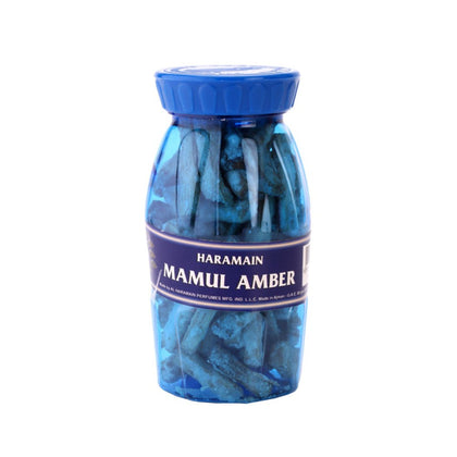 Al Haramain Mamul Amber Pure Original Bukhoor Incense Sticks - 80g