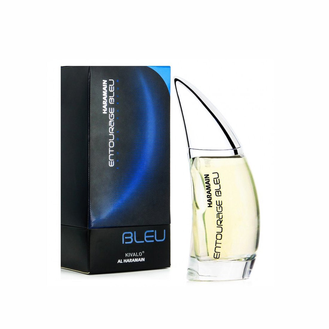 Al Haramain Entourage Bleu Perfume Spray - 100 ml
