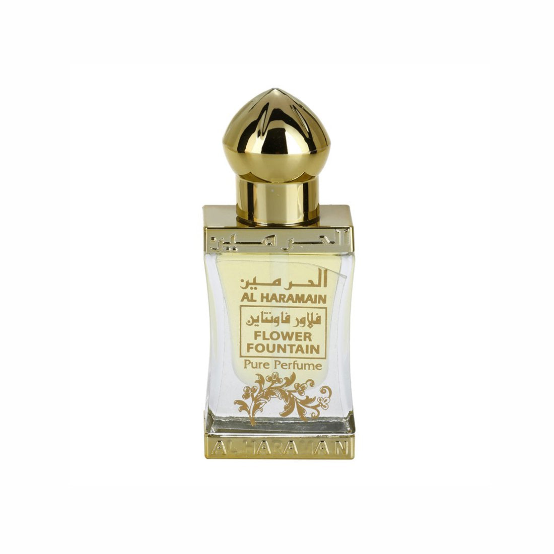 Al Haramain Flower Fountain Fragrance Pure Original Perfume Oil (Attar - 12 ml