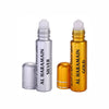Al Haramain Silver & Gold Roll On Attar Pack of 2 x 10 ml