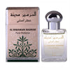 Al Haramain Madina Fragrance Pure Original Roll on Perfume Oil (Attar) - 15 ml