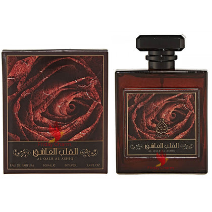 Adyan Al Qalb Al Ashiq Perfume Spray - 100ml