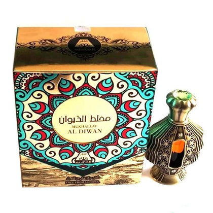 Anfar Mukhallat Al Diwan Spray - 100ml