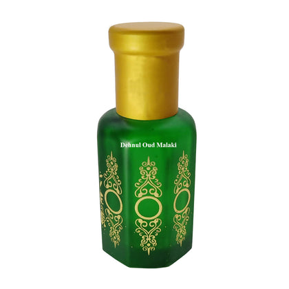Dehnul Oud Malaki Attar By Al Saud - 12ml