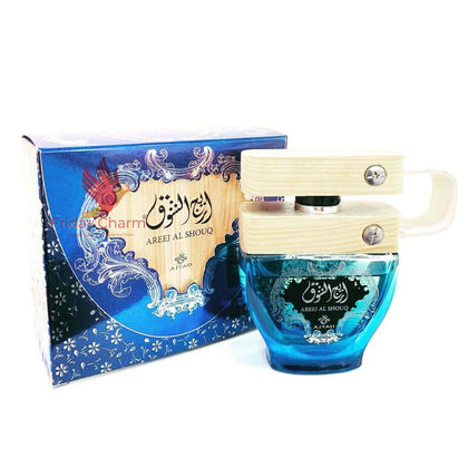 Ajyad Areej Al Shouq Perfume Spray - 100ml
