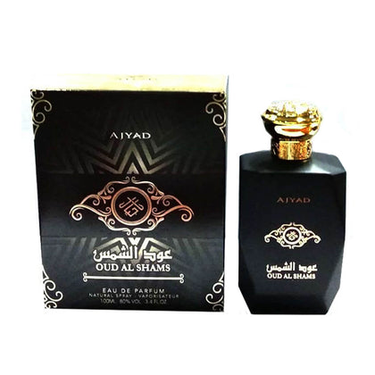 Ajyad Oud Al Shams Spray