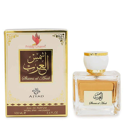 Ajyad Shams Al Arab Spray - 100ml