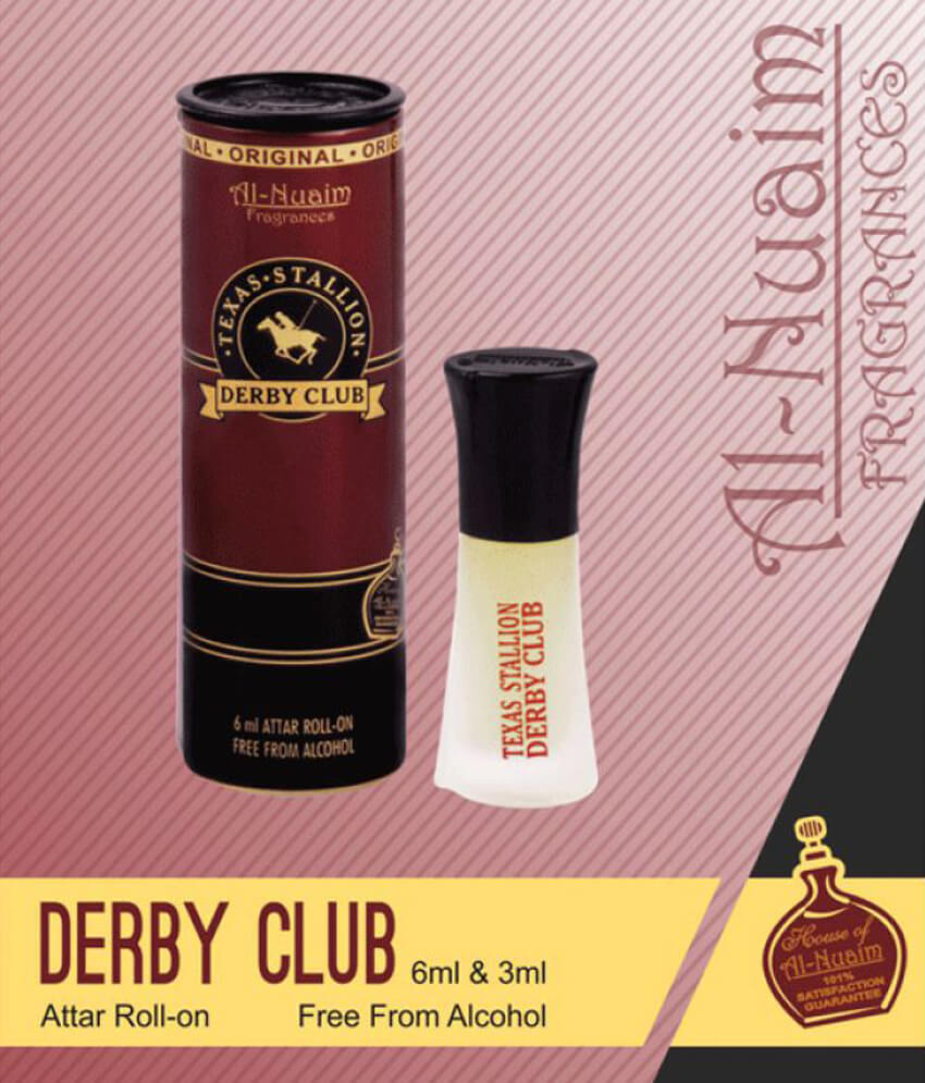 Al Nuaim Texas Derby Club Attar 6ML