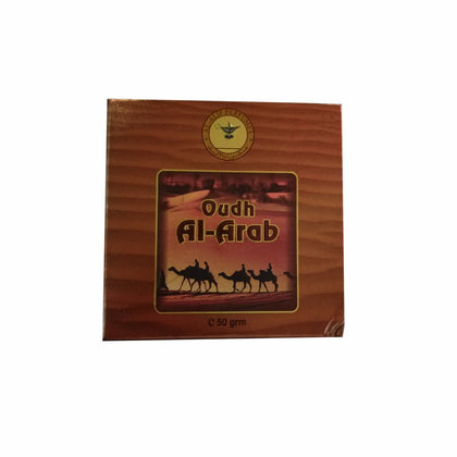 Alif Bukhoor Oudh Al Arab Incense Home Fragrance - 50g