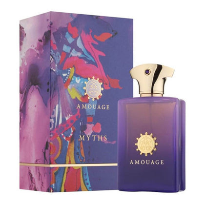 Amouage Myths Eau De Perfume For Men 100ml