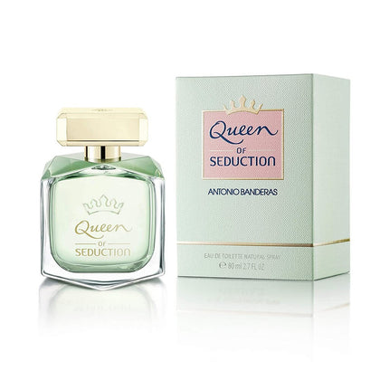 Antonio Banderas Queen of Seduction Eau de Toilette 80ML