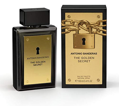 Antonio Banderas The Golden Secret Eau de Toilette For Men 100ML