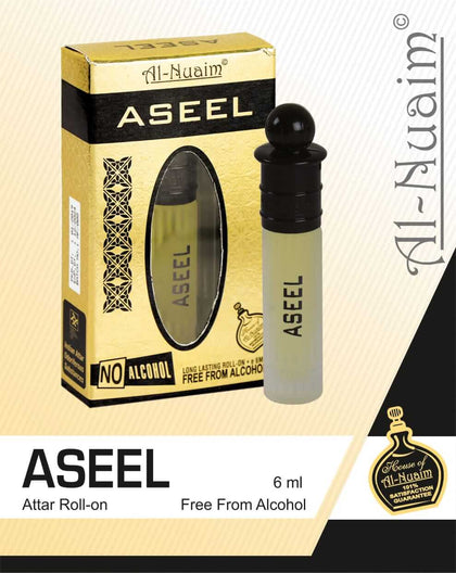 Al Nuaim Aseel Attar 6ML