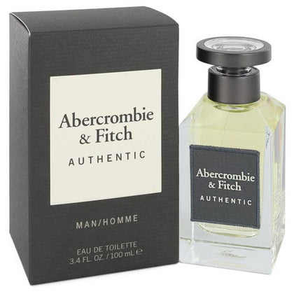 Abercrombie & Fitch Authentic Man Homme  Eau de Toilette 100 ml