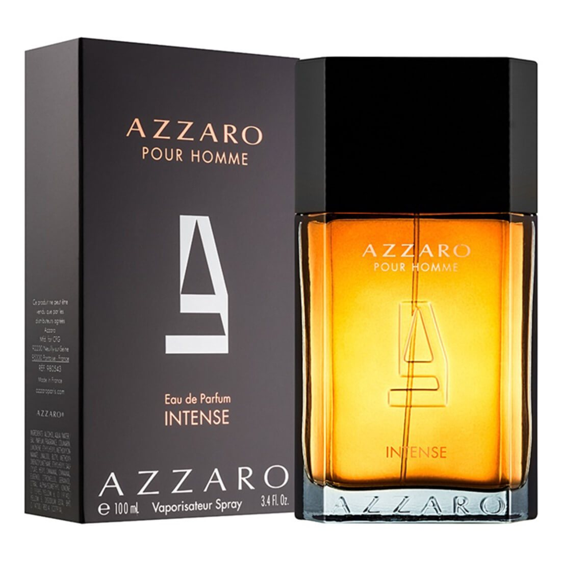 Azzaro Pour Homme Intense For Men EDP- 100ml
