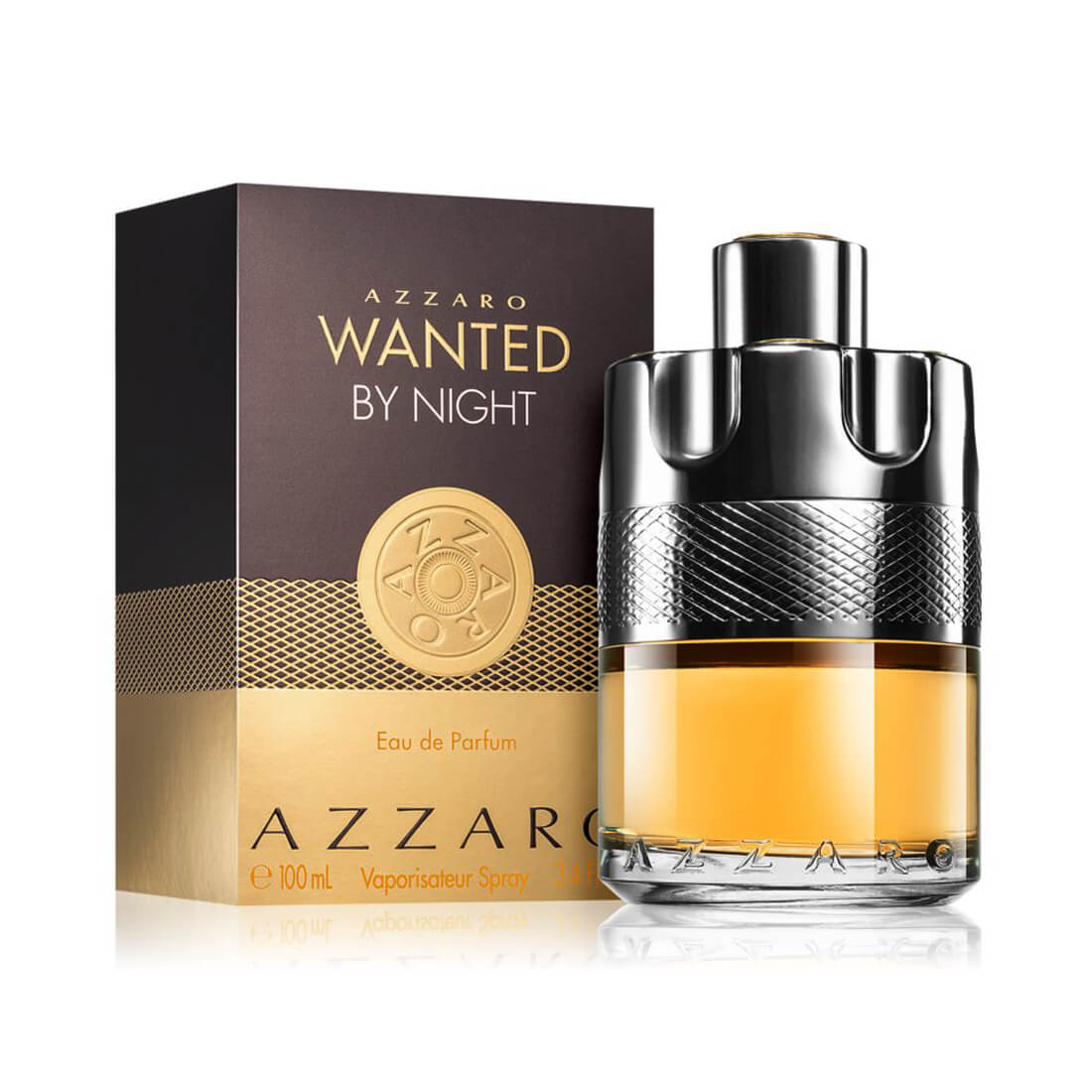 Azzaro Wanted By Night Eau de Perfume For Men 100ml