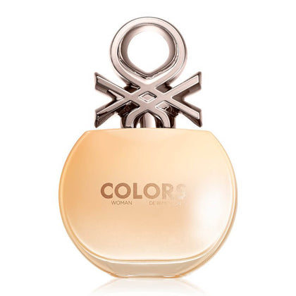 United Colors of Benetton Colors De Benetton Women Rose Eau De Toilette For Women 80ml
