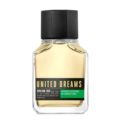 United Colors of Benetton United Dreams Dream Big Eau De Toilette For Men 100ml