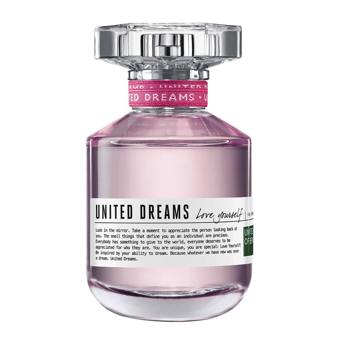 United Colors of Benetton Love Yourself Fragrance Gift Set