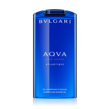 Bvlgari AQVA Pour Homme Atlantiqve Shower Gel For Men 200ml