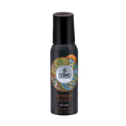 Cosmo Afrique Du Sud Pure Original Perfume Deodorant Spray -120 ML