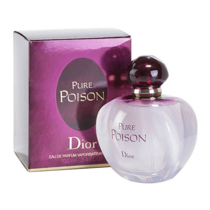 Christian Dior Pure Poison Eau De Perfume For Women 100ml