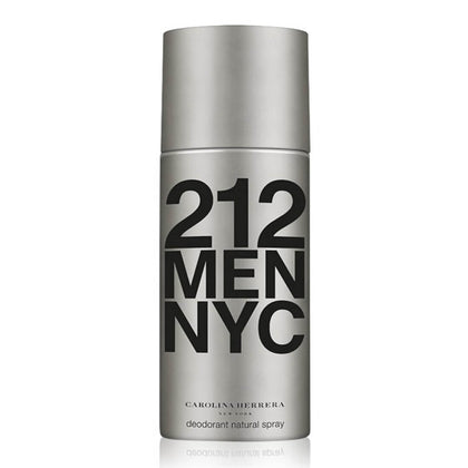 Carolina Herrera 212 NYC Men Deodorant For Men - 150ml