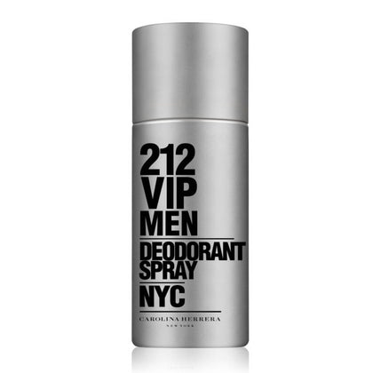 Carolina Herrera 212 VIP Deodorant For Men - 150ml