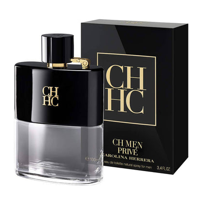Carolina Herrera CH Men Prive Eau De Toilette - 100ml