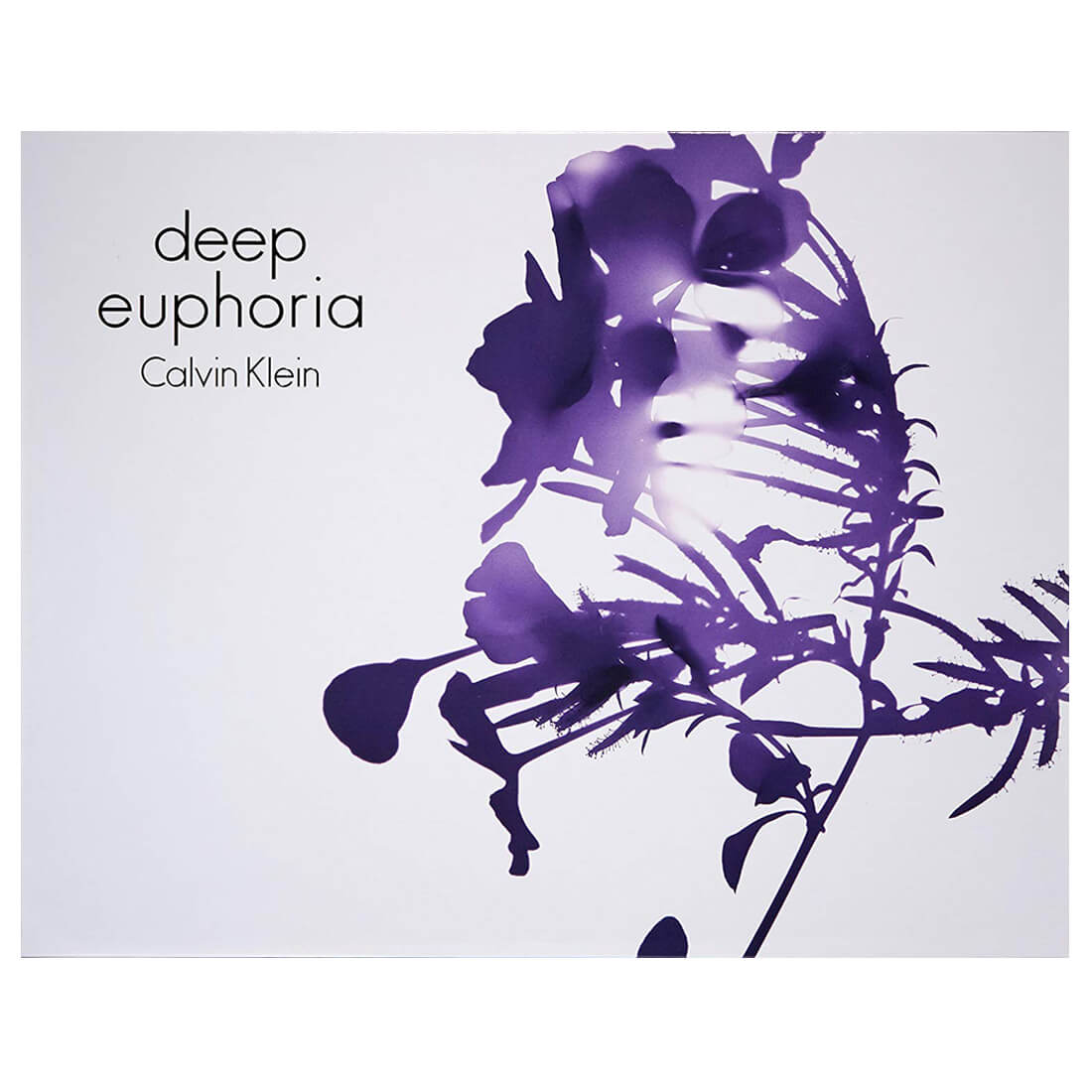 Calvin Klein Deep Euphoria Gift Set For Women