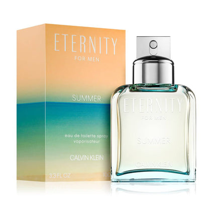 Calvin Klein Eternity For Men Summer 2019 Eau De Toilette 100ml