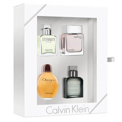 Calvin Klein Coffret 4 Piece Variety Gift Set - 15ml x 4