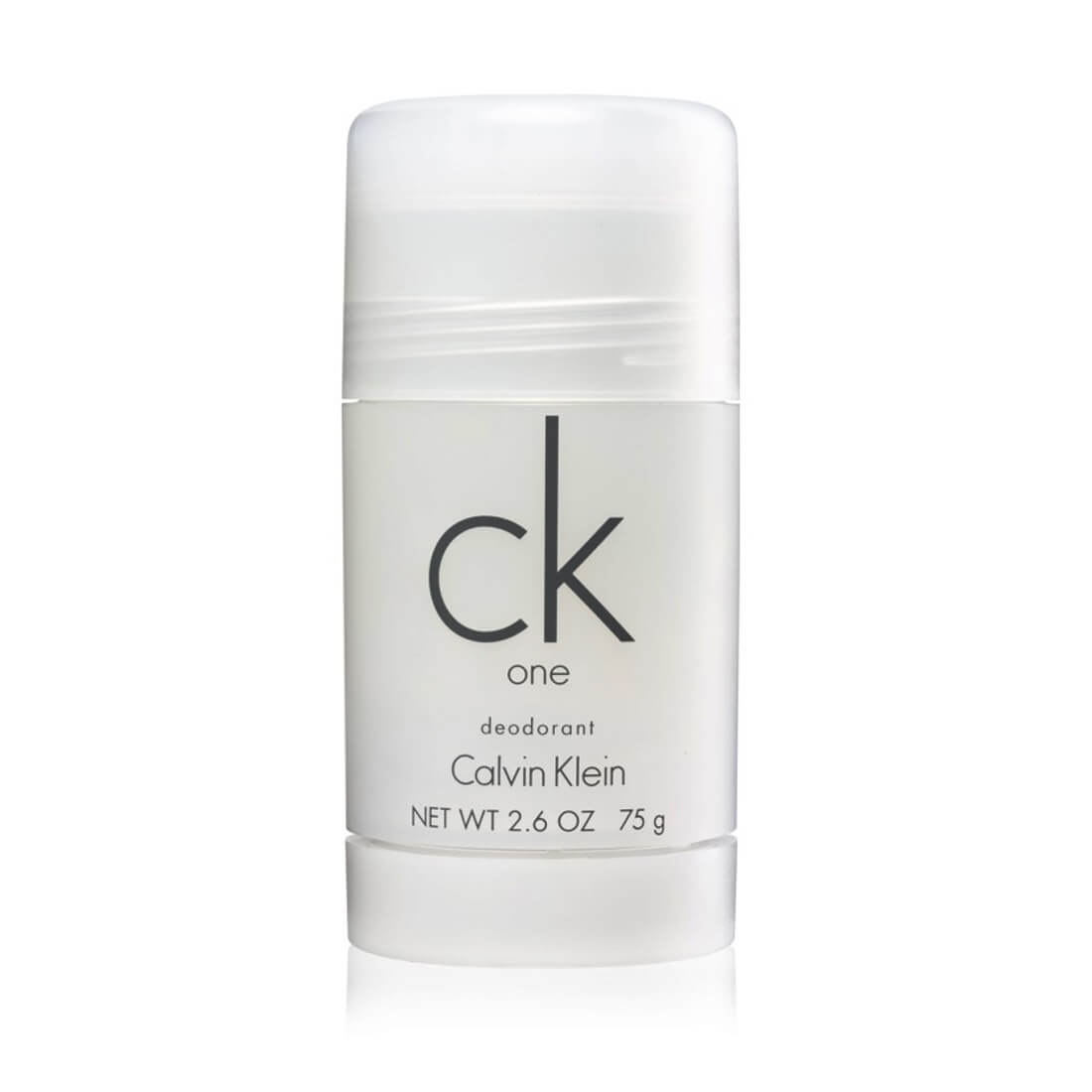 Calvin Klein CK One Deodorant Stick For Unisex - 75g