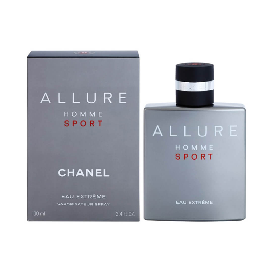 Chanel Allure Homme Sport Eau Extreme Eau De Perfume For Men 100ml
