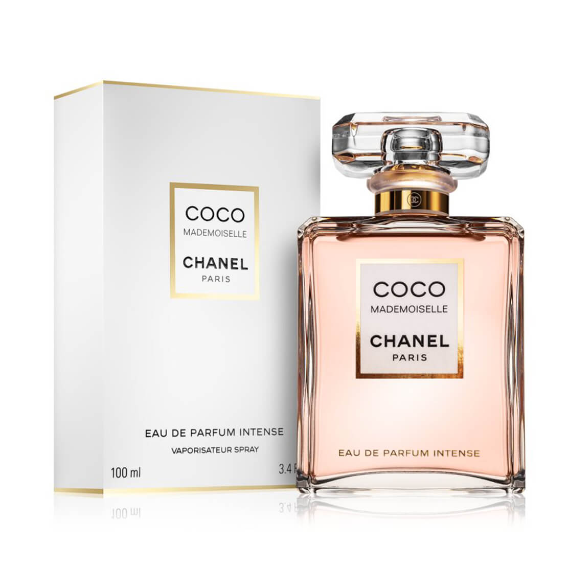 Chanel Coco Mademoiselle Intense Eau De Perfume For Women - 100ml
