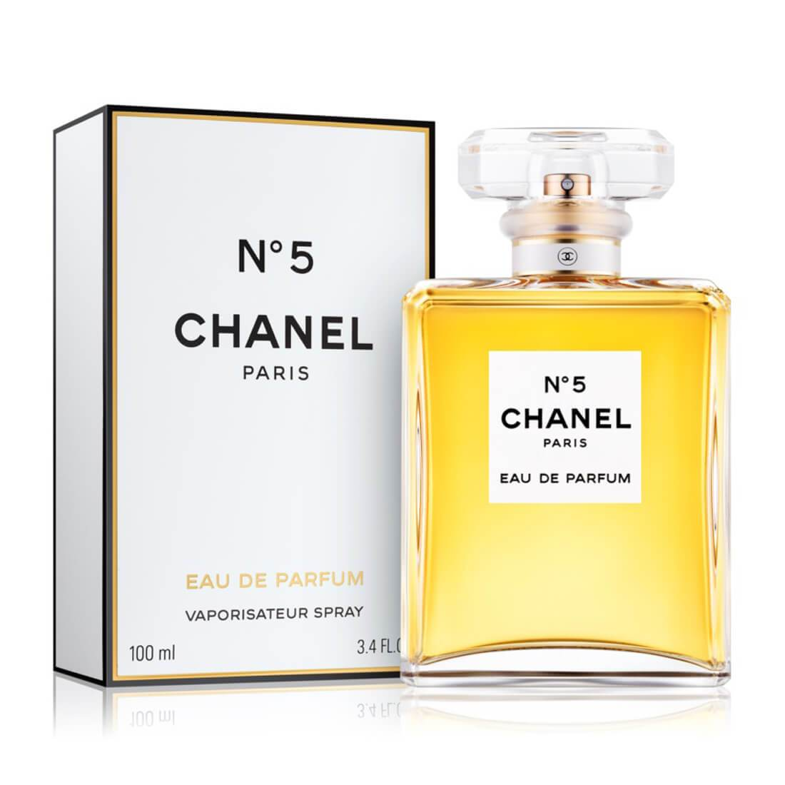 Chanel N°5 Eau De Perfume For Women 100ml