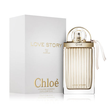 Chloe Love Story Eau De Perfume For Women - 75ml