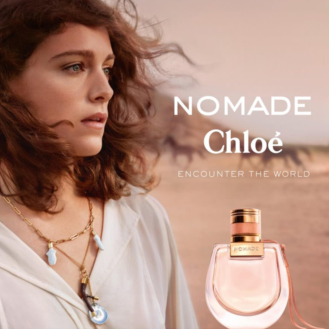 Chloe Nomade Eau De Perfume For Women 75ml