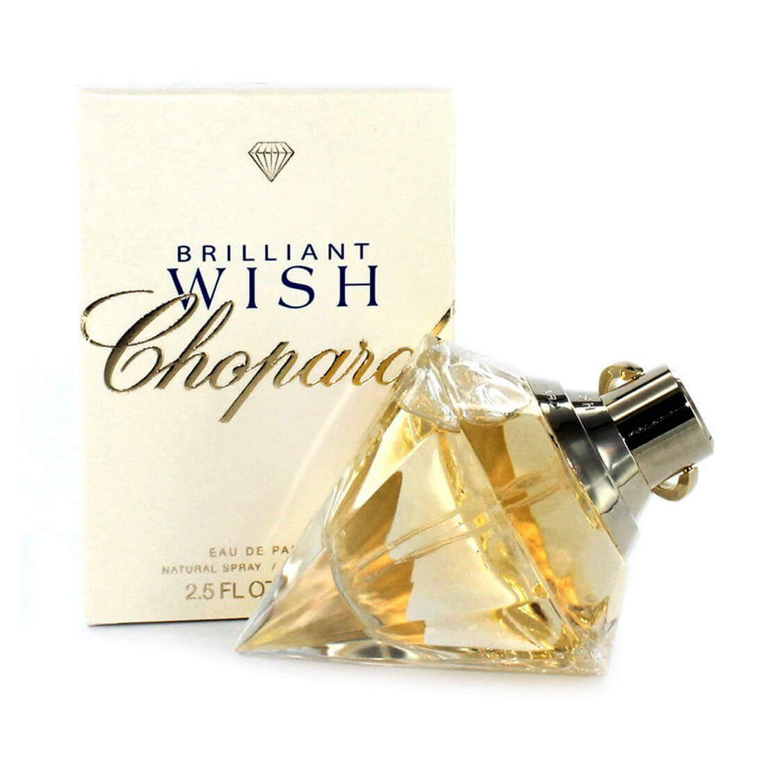 Chopard Brilliant Wish Eau De Perfume For Women - 75ml