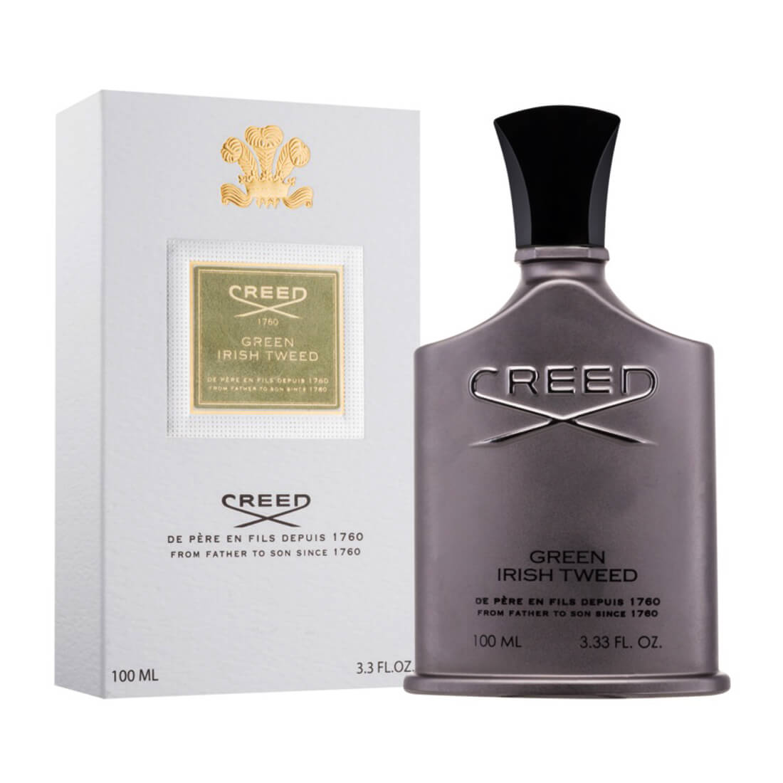 Creed Green Irish Tweed Eau De Perfume For Men - 100ml